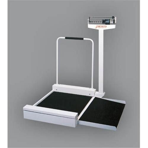Complete Medical 495 Wheelchair Scale with Eye-Level Beam