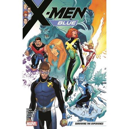 X-Men Blue Vol. 5 : Surviving the Experience (Xmen Blue Beast)
