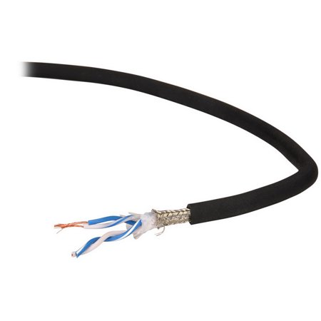 Belden Brilliance 1192A 24 AWG 4C Star Quad Mic / Line Cable Tinned Copper Braid Shield Per ft. USA