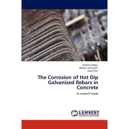 The Corrosion of Hot Dip Galvanized Rebars in Concrete (Hot Dipped Galvanized Spiral)