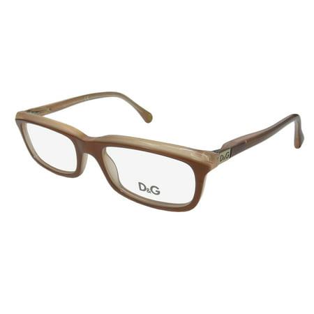 e39bd3fdc55 New Dolce Gabbana 1214 Womens Ladies Designer Full-Rim Brown Frame Demo  Lenses 49-17-135 Spring Hinges Eyeglasses Eye Glasses - Walmart.com