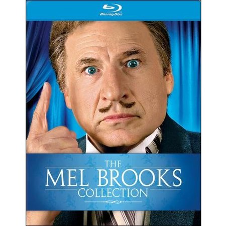 The Mel Brooks Collection  Blu Ray   Widescreen