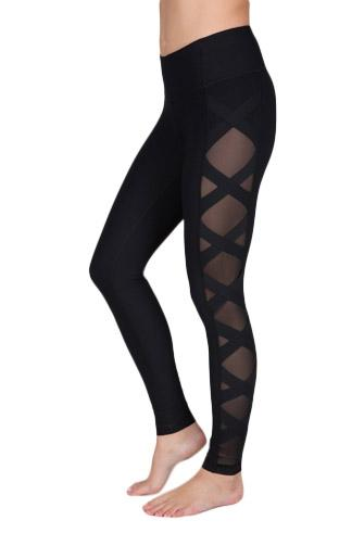 90 Degree By Reflex - Criss Cross Legging