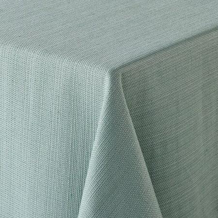 Bobby flay gramercy tablecloth 60 39 39 x 120 39 39 blue green for Table cuisine 70 x 120