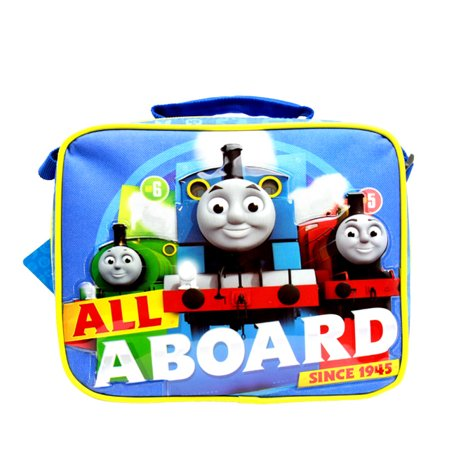 Lunch Bag - Thomas The Tank Engine - All a Board Blue TECO04