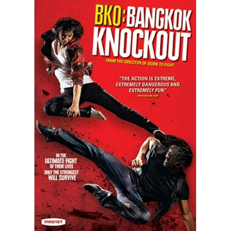 BKO: Bangkok Knockout (DVD) (Rc2 Dvd)