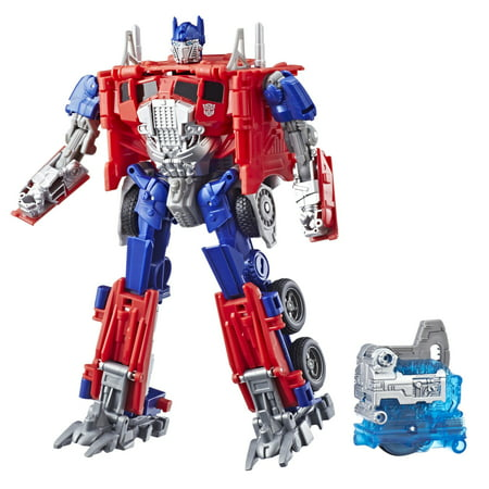 - Transformers bumblebee: energon igniters nitro series optimus prime