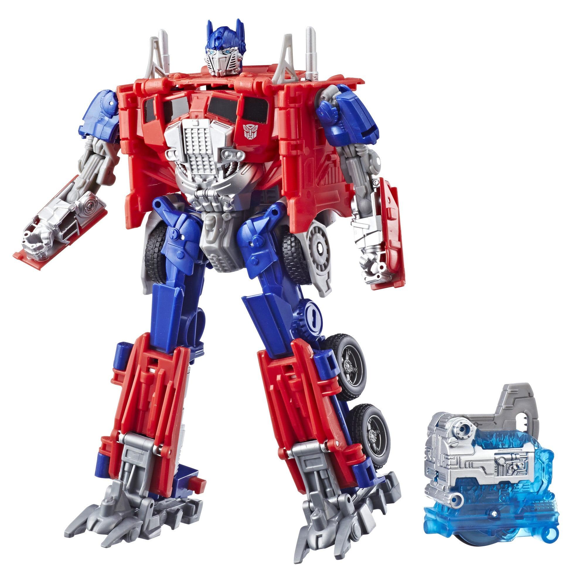 Transformers bumblebee: energon igniters nitro series optimus prime