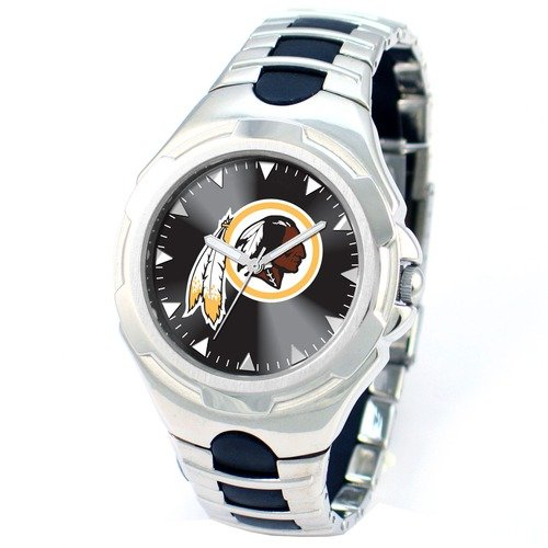 Game Time NFL Men's Washington Redskins Victory Series Watch