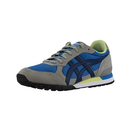 Onitsuka Tiger Women's Colorado Eighty-Five Primary Cyan / Navy Ankle-High Fashion Sneaker -