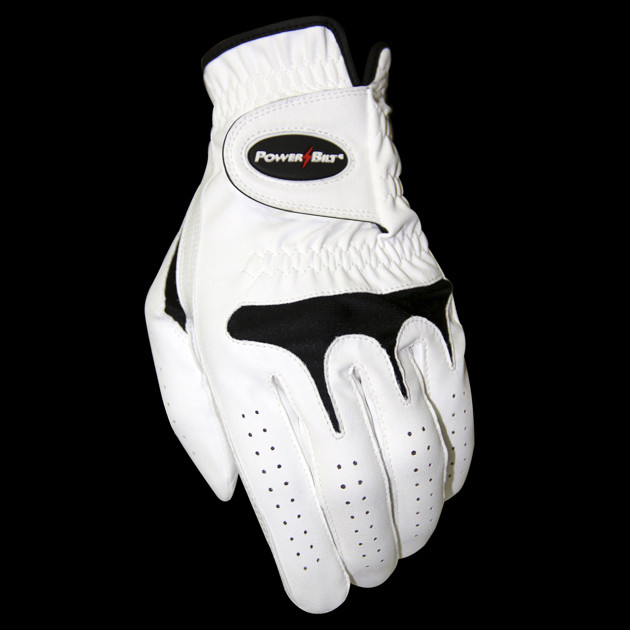 Powerbilt TPS Cabretta Golf Glove - MLH Large