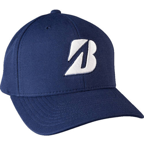 Bridgestone Golf, Tour Water Repel Cap, Navy