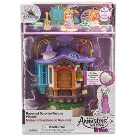 Disney Classic Rapunzel Flynn Cassandra Maximus Deluxe Doll Set Walmart Com Walmart Com