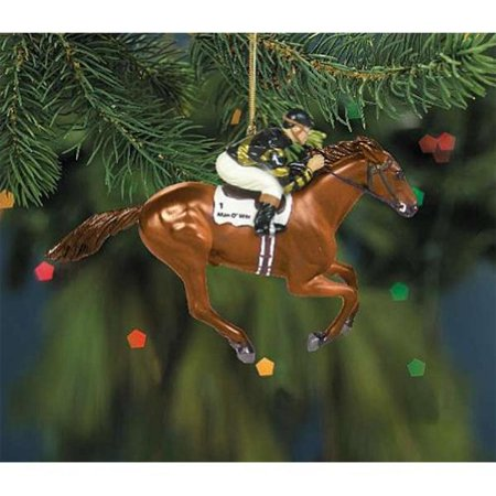 Breyer Man O War Ornament