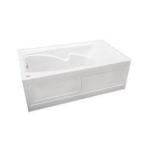 Jacuzzi Cetra Soaking Bathtub CTS6036BLXXXXW White