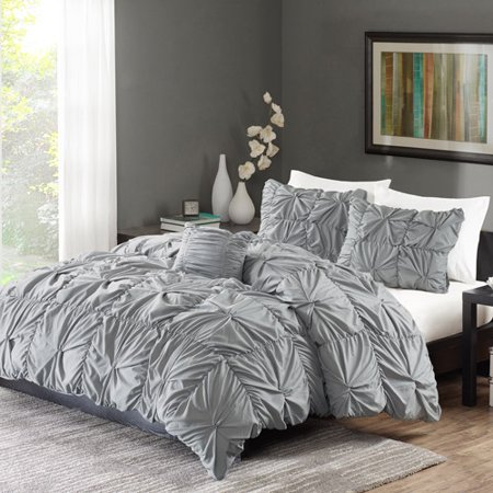 Better Homes Amp Gardens King Pintuck Duvet Cover Set 1