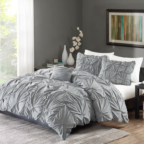 better homes and gardens pintuck bedding duvet cover set