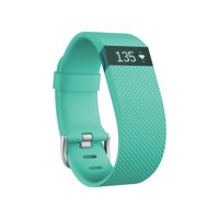 Fitbit Charge HR Heart Rate & Activity Fitness Monitor Large Wristband (Multiple Colors)