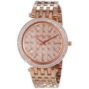 WATCH MICHAEL KORS STEEL PINK PINK WOMAN MK3399