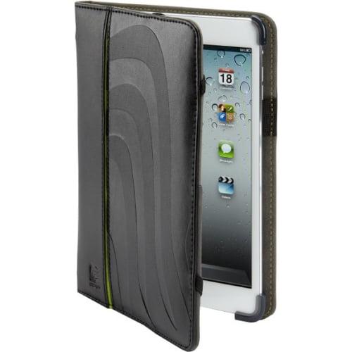 Cyber Acoustics Pango mini Carrying Case (Portfolio) for iPad mini, iPad mini 2, iPad mini 3, Business Card, Stylus