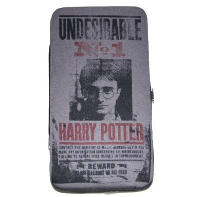 Hinge Wallet - Harry Potter - New Movie Deathly Hallows gw159652hpt