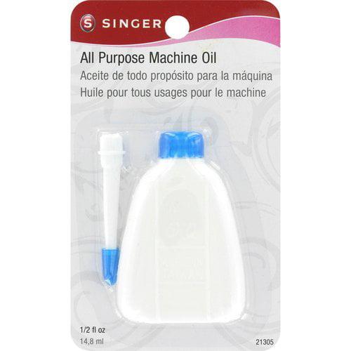 SINGER MACHINE OIL