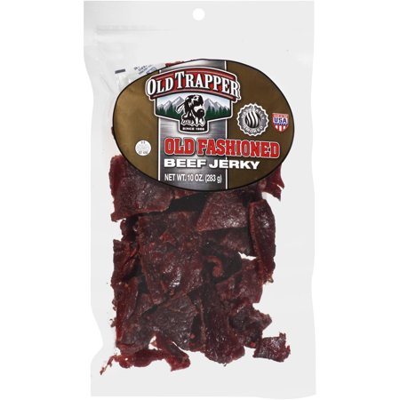 Www Old Trapper Old Fashioned Beef Jerky