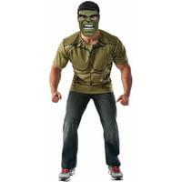 """Avengers """"Hulk"""" Mens Tee Shirt Halloween Costume"""