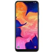 "Samsung Galaxy A10e (32GB, 2GB RAM) 5.8"" HD+ Andriod 9.0 (Pie), 8MP Rear Camera+5MP Front Facing Camera- 4G LTE Unlocked, 3000mAH Non-removable Battery - Black"