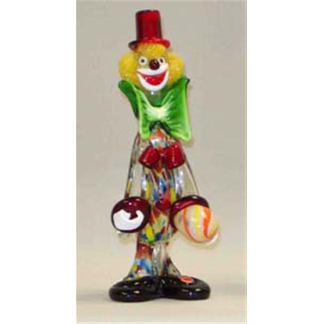 Belco FP-15 11; Murano Glass Clown