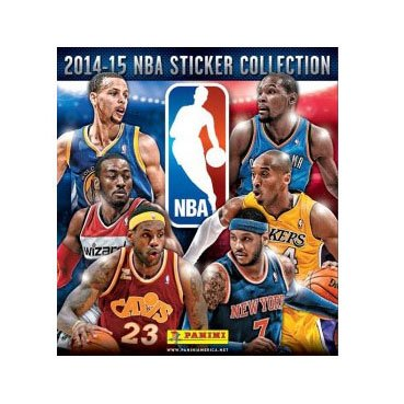 2014 Panini NBA Individual Sticker Pack
