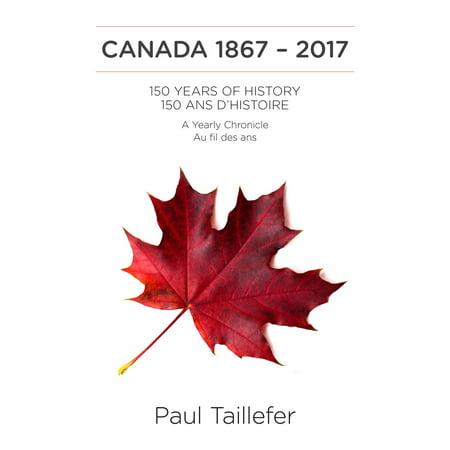 Canada Halloween 2017 (Canada 1867 – 2017 - eBook)