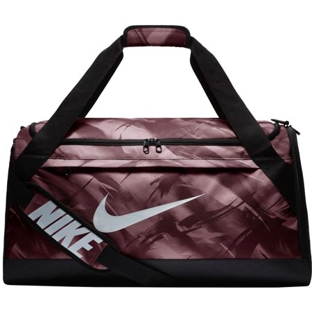 Nike Brasilia Medium Printed Training Duffle (Nike Barcelona Training)
