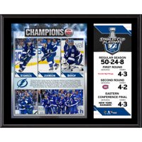 Tampa Bay Lightning Fanatics Authentic 2015 Eastern Conference Champions 12'' x 15'' Sublimated Plaque - No Size