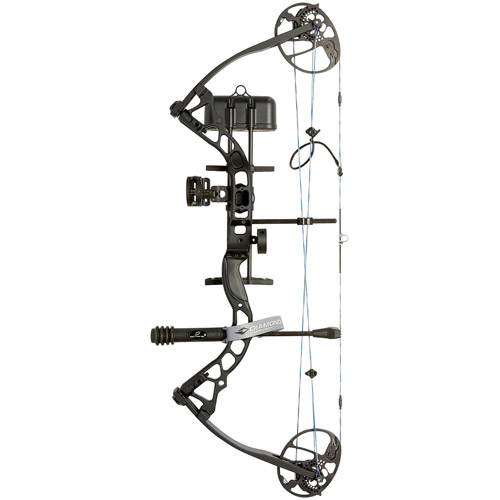 Diamond Archery Infinite Edge Pro Bow Package, 5-70#
