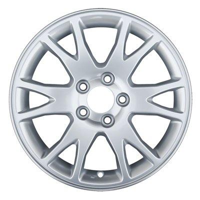 Wheel for 2003-2013 Volvo XC90 18x7 Silver Refinished 18 Inch Rim Volvo Wheels Rims