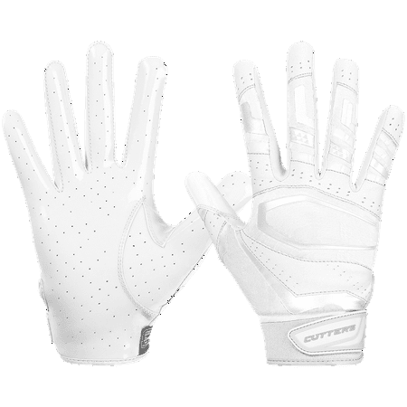 Cutters S452 Rev Pro 3.0, Adult S, SOLID WHITE ()