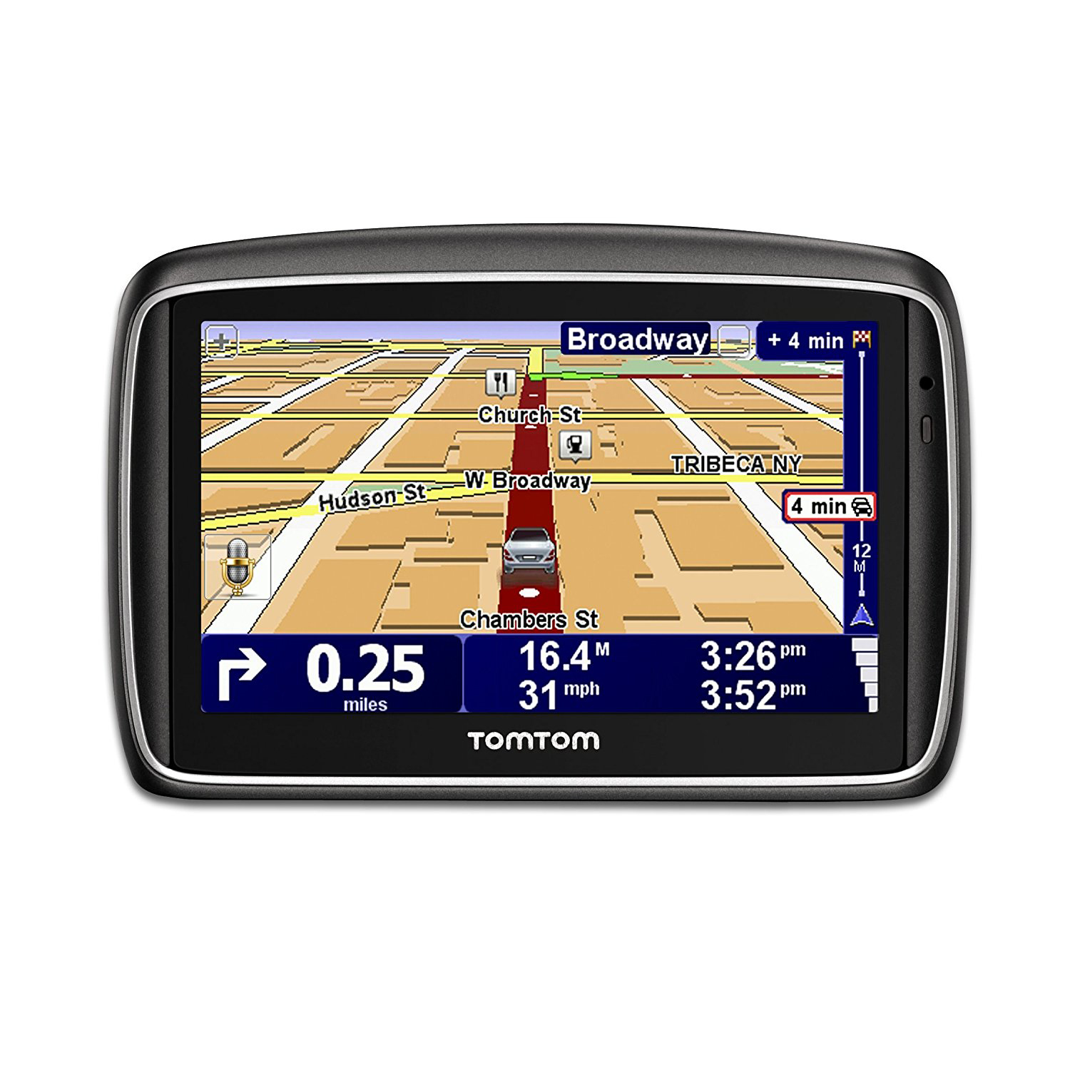 "TomTom Go 740 Live 4.3"" Touch Portable Car Vehicle GPS Na..."