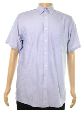 2114602ac5e Product Image Van Heusen NEW Blue Mens Size Medium M Button Down Regular  Fit Shirt