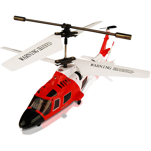 Swann Emergency Strike Light and Fast Radio-Controlled Helicopter