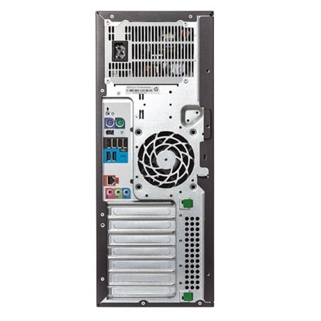 Refurbished HP Z420 Workstation E5-1620 Quad Core 3.6Ghz 64GB 512GB SSD 2TB Quadro 4000 No OS - image 2 de 3