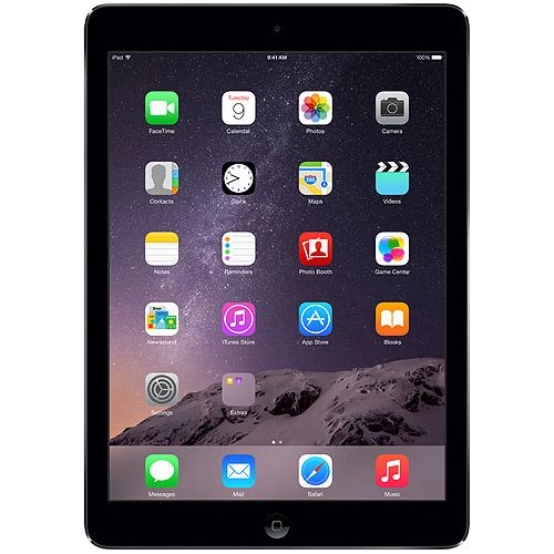 Apple iPad Air 32GB WiFi + AT&T, Space Gray