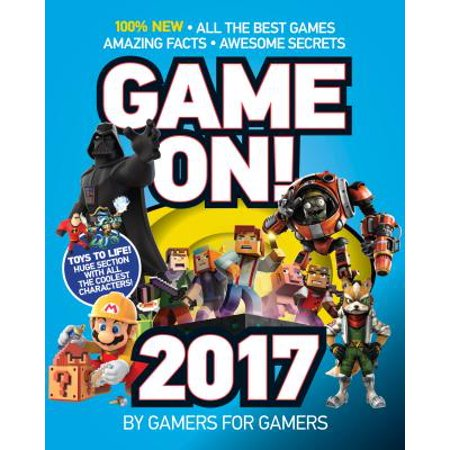 Game On! 2017 : All the Best Games: Awesome Facts and Coolest - Coolest Halloween Facts