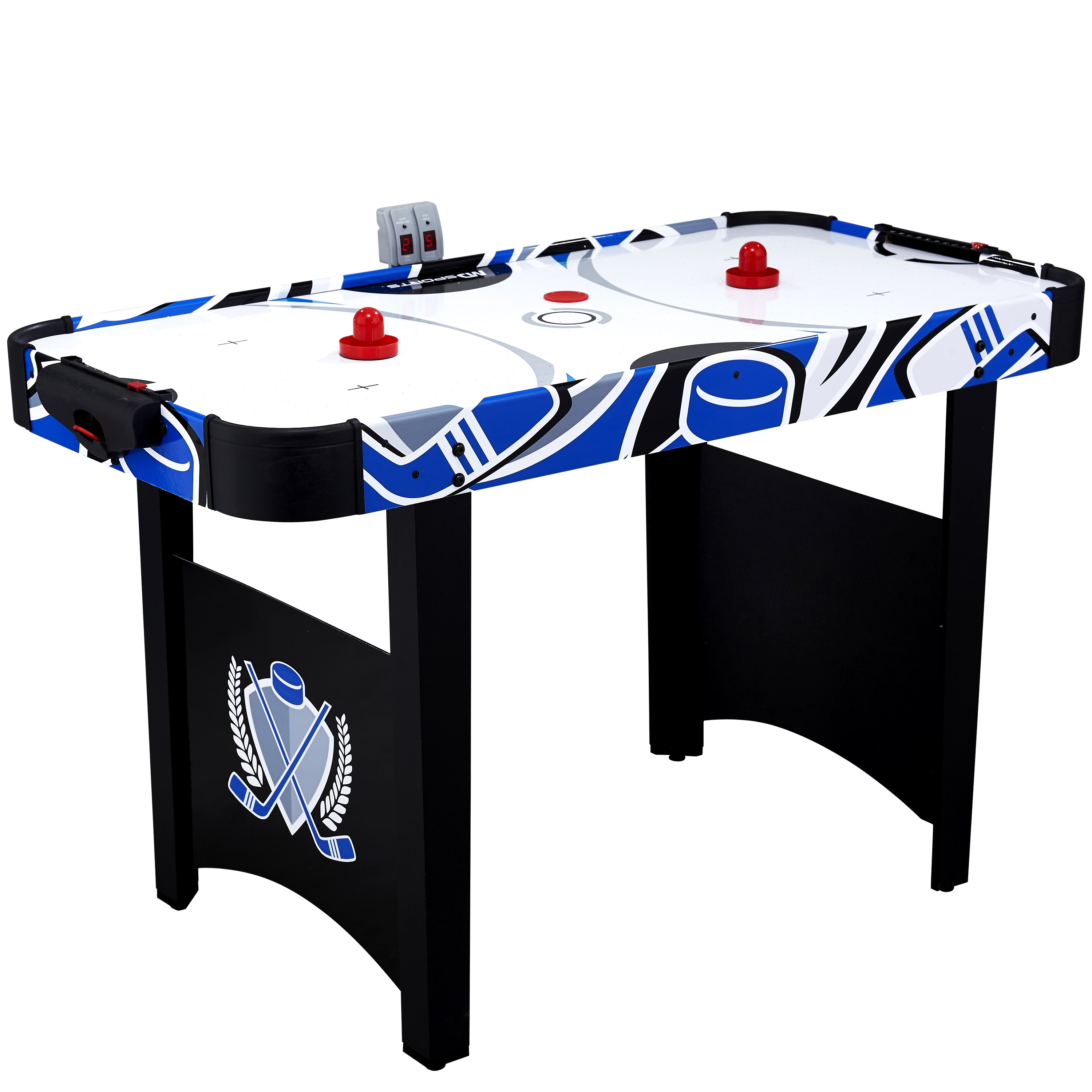 MD Sports 48 Inch Air Powered Hockey Table