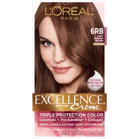 L Oreal Paris Excellence Creme Permanent Hair Color