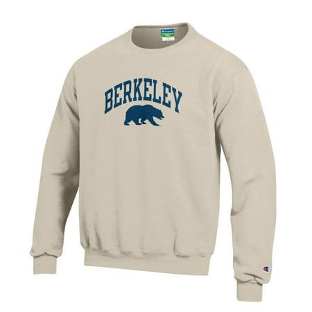 - University Of California Berkeley Cal Youth Champion Sweatshirt-Oatmeal