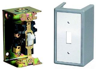 Square D  2510FG1 FHP Manual Motor Starter Switch Nema Type 1 Enclosure 1