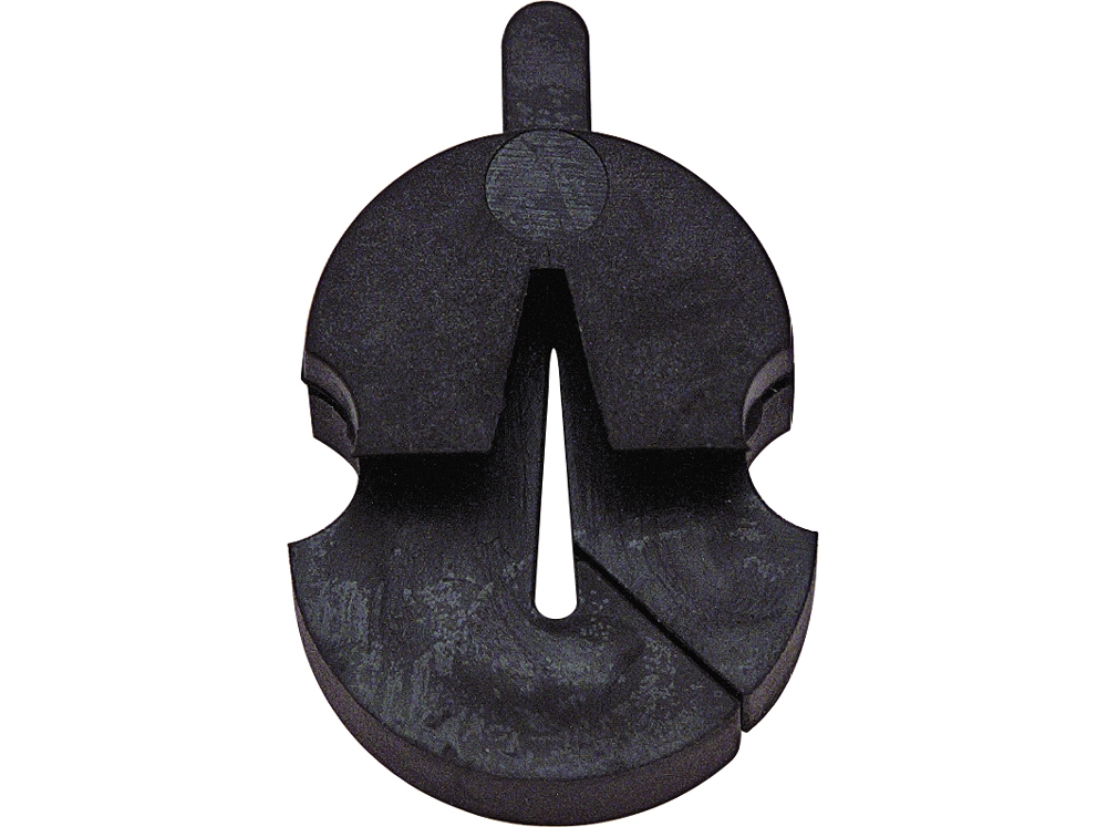Tourte Single Hole Violin Viola Mute Standard by Tourte