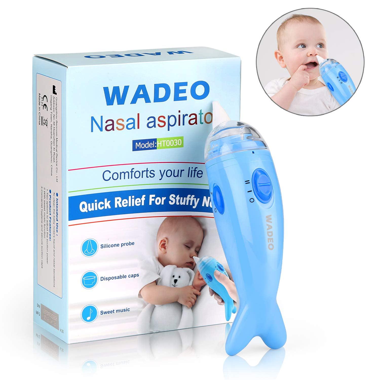 Professional Baby Nasal Aspirator Wadeo Eletric Baby Safe