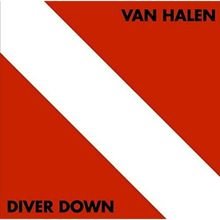 Diver Down (CD) (Remaster) (Down Cd)